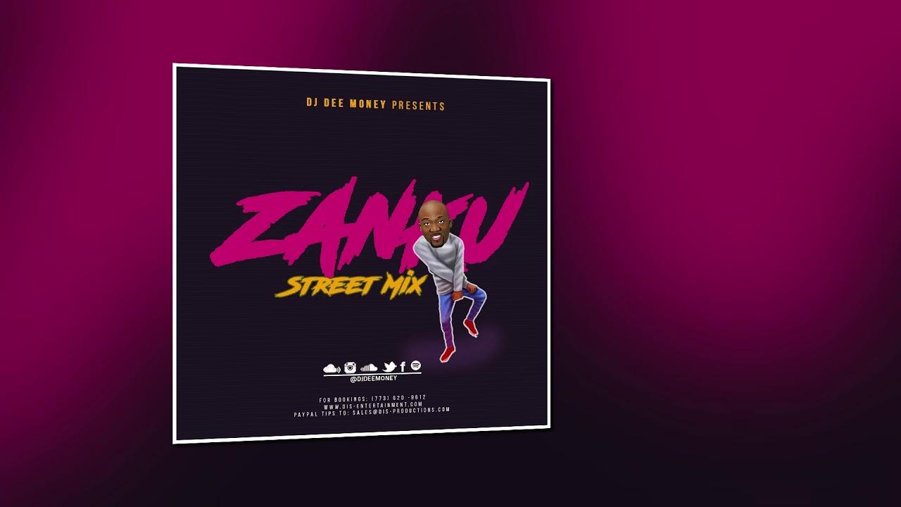 Zanku Naija Street Mix: Zlanta, Burnaboy, Olamide, and more