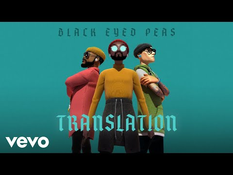 Black Eyed Peas, El Alfa - NO MAÑANA (Audio)