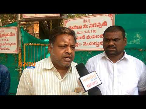 Hindu Today News Exclusive On Lord Hanuman Idol Remove at Old City Hyderabad