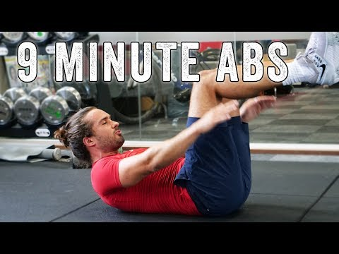 9 MINUTE ABS WORKOUT | The Body Coach