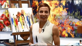 Presenting the next video in our artist profile series. featuring canadian contemporary kimberly kiel. to view all of kimberly's paintings go to:https...
