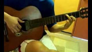 Joevai - Besame Mucho (Classical Guitar)