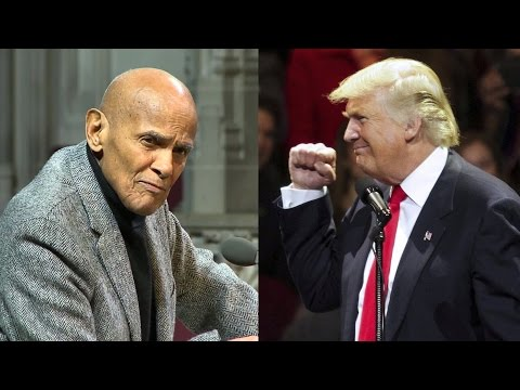 """Welcome to the Fourth Reich"": Legendary Actor Harry Belafonte on the Election of Donald Trump"