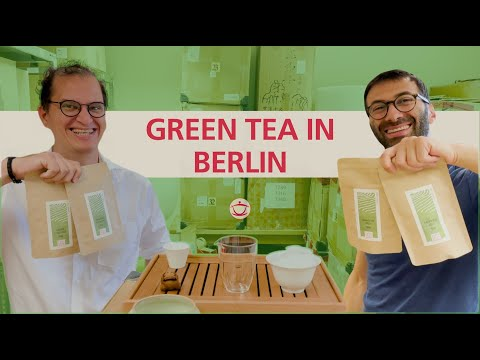 Two Fresh Green