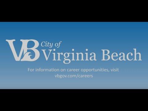 Keyaira Smith, City Of Virginia Beach Behavioral Specialist