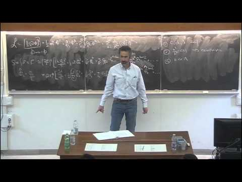 Effective Field Theories - D. Kaplan - lecture 2/5