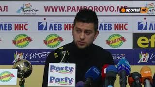 Станислав Костов: Преминаването ми в Левски е върхът в моята кариера