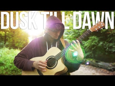 ZAYN - Dusk Till Dawn ft. Sia - Fingerstyle Guitar Cover Thumbnail