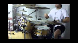 LAMB OF GOD - Set To Fail DRUM COVER (Roberto Cittadini) Thumbnail