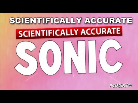 [SONIC KARAOKE ~FAN MADE~] Animation Domination High-Def - Scientifically Accurate [WATCH IN HD]