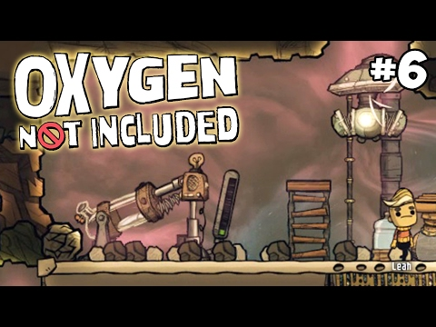 Hydrogen Power - Oxygen Not Included Gameplay - Part 6