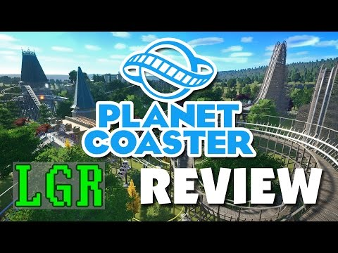 LGR - Planet Coaster Review