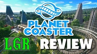 LGR - Planet Coaster Review (Video Game Video Review)