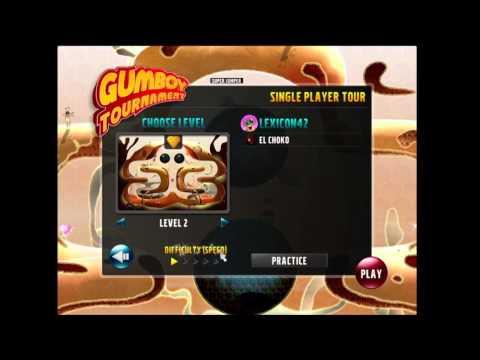 Appetizer Sampler #3 - Gumboy Tournament  