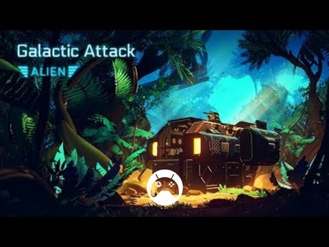 GALACTIC ATTACK: ALIEN Android Gameplay