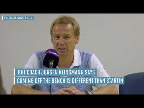 SPORTS| Jurgen Klinsmann on Christian Pulisic's outlook as a potential USMNT starter