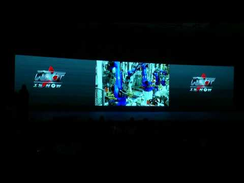 Piaggio Commercial Vehicles India - Dealers Meet 2018 Presentation By EVP Mfg & Technologies