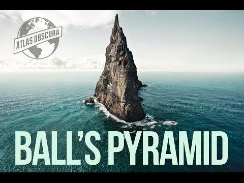 Ball's Pyramid | 100 Wonders | Atlas Obscura