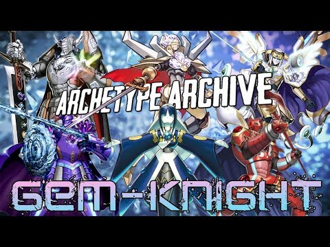 Archetype Archive - Gem-Knight