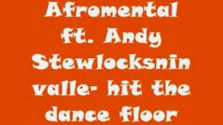 Afromental- hit the dance floor