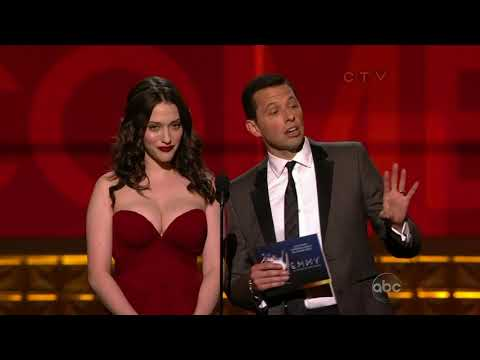 Kat Dennings deserves an award herself