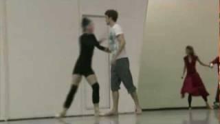 Sneak Peek: Carmen Rehearsal