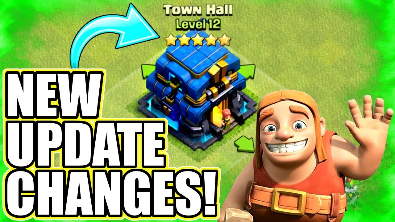 new update changes incoming clash of clans 2018. Black Bedroom Furniture Sets. Home Design Ideas
