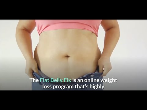 21 Day Flat Belly Fix Reviews - How To Lose Weight Fast | Flat Tummy