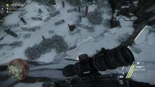 Sniper Ghost Warrior 3 Awas' Family Mission - L.Boris Druganin Boss Wanted Kill