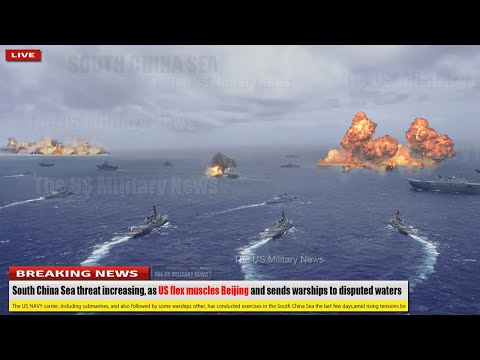 South China Sea Threat Increasing: As US Flex Muscles Beijing And Sends Warships To Disputed Waters