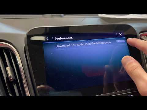 Chevy Mylink Update >> How To See If You Have An Update On Your 2020 Chevy Mylink