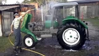 C 4011 mycie zielonej mocy:)