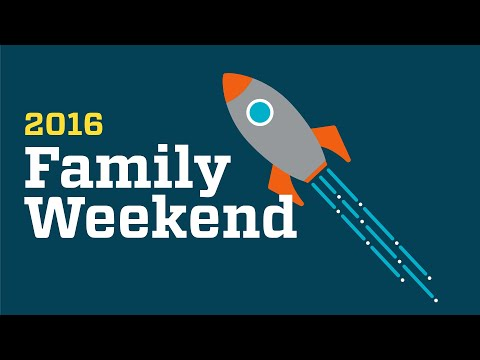 Harvey Mudd Family Weekend 2016