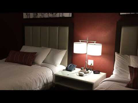 The New Oxford Hotel and Casino - Video Tour of Room