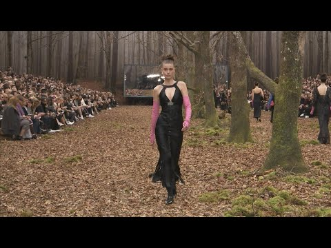 Paris Fashion Week: Chanel vows to replant hundreds of trees