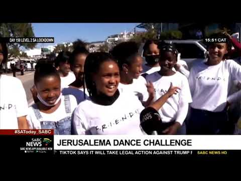 Jerusalema Dance Challenge I Plettenberg Bay joins many in the regarded 'lockdown anthem'