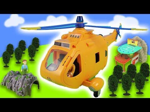 Feuerwehrmann Sam: Wallaby 2 Im Einsatz!
