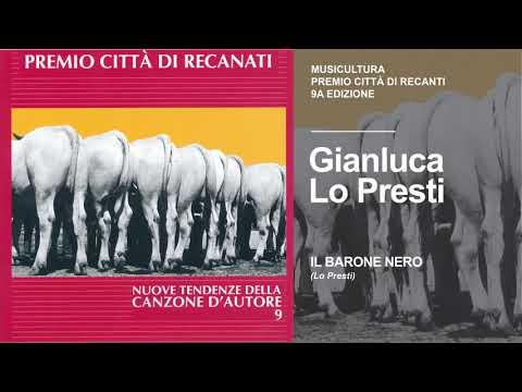 Gianluca Lo Presti - Il Barone nero - Premio Città di Recanati 1998