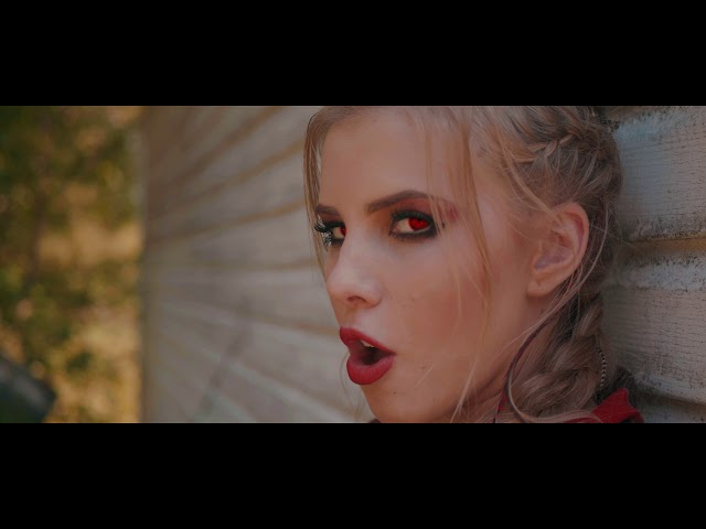 Katie Noel - Blood Red (Official Music Video)
