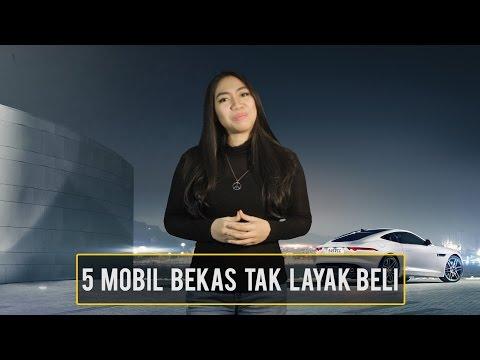 5 Mobil Bekas Tak Layak Beli