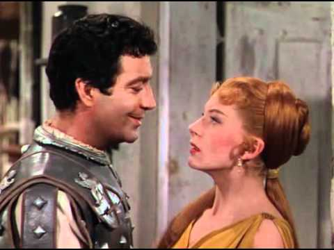 Quo Vadis - Deborah Kerr and Robert Taylor