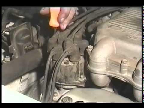 Dodge Caravan - Plugs Cap Rotor - YouTube