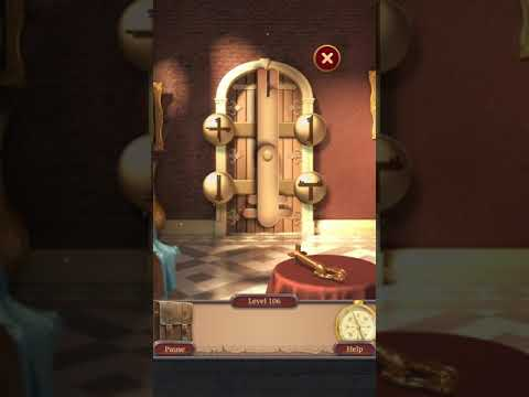 100 Doors Challenge 2 Level 106 Walkthrough Youtube