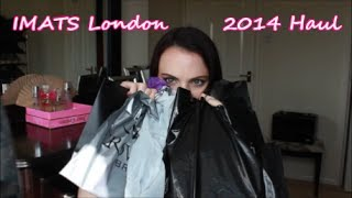 IMATS London 2014 Haul Thumbnail