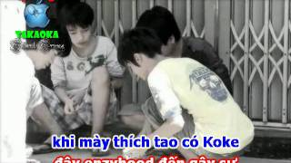 karaoke khu tao song beat