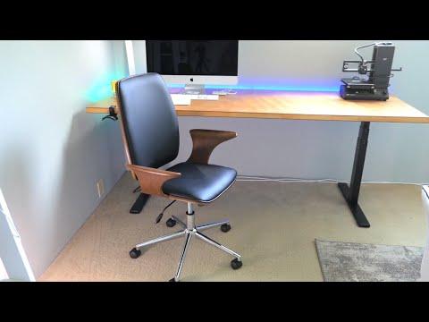 Modern Office Chair - Porthos Home TFC001A