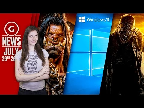 New World of Warcraft Expansion Coming; Windows 10 Is Out! - GS Daily News