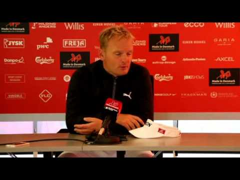 Søren Kjeldsen pressemøde