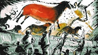 The discovery of Lascaux cave