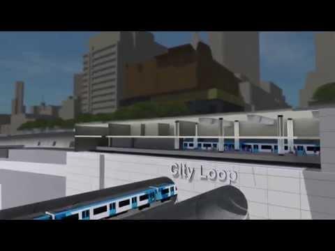 Melbourne Metro Rail